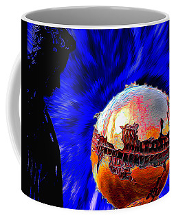 Humanity Calmly Watches The Extinction Coffee Mug