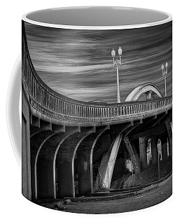The Crooked Bridge Coffee Mug