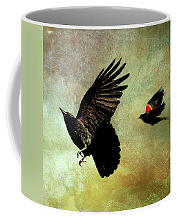 The Crow And The Blackbird Coffee Mug
