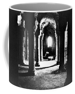 The Crypt Coffee Mug