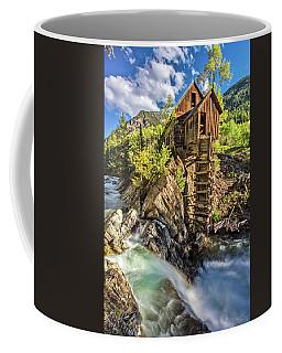 The Crystal Mill Coffee Mug