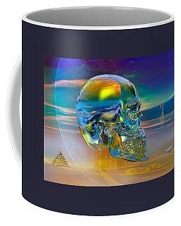 The Crystal Skull Coffee Mug
