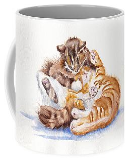 The Cuddly Kittens Coffee Mug