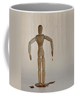 The Curse Of Maple Tree Ancestry Coffee Mug