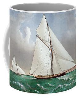The Cutter Genesta Coffee Mug