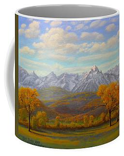The Dallas Divide Coffee Mug