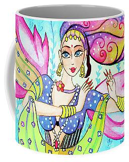 The Dance Of Pari Coffee Mug
