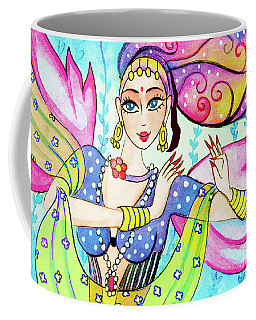 The Dance Of Pari Coffee Mug