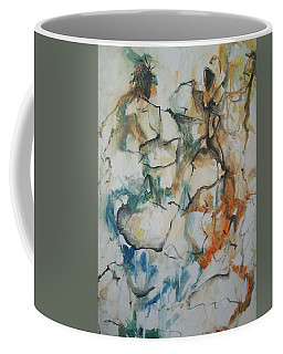 The Dance Coffee Mug by Raymond Doward