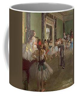 The Dancing Class Coffee Mug