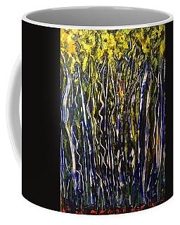 The Dancing Garden Coffee Mug