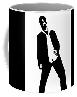 The Dancing Man Coffee Mug