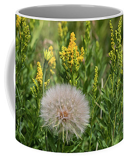 The Dandelion  Coffee Mug