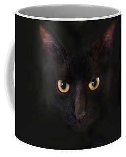 The Dark Cat Coffee Mug