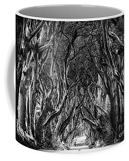 The Dark Hedges Coffee Mug