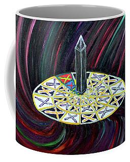 The Dark Mooonooolith Coffee Mug