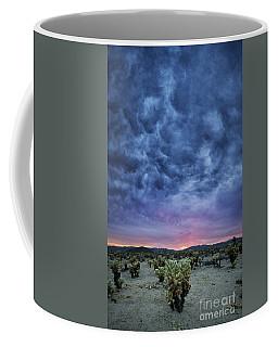 The Dark Sunset 2 Coffee Mug