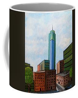 The Dart Coffee Mug