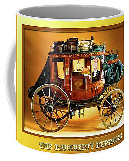 The Daugherty Express Coffee Mug