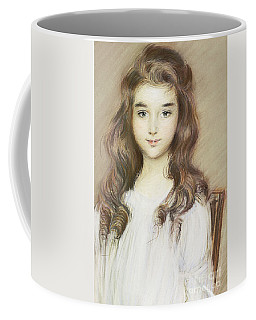 The Daughter Of The Marquise Of Elbe Coffee Mug
