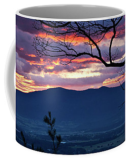 Coffee Mug featuring the photograph The Dawn Of 2017 by Lara Ellis