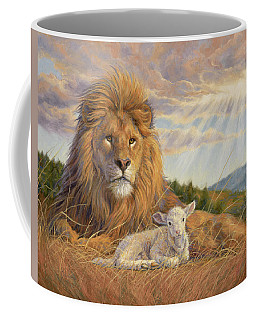 The Dawning Of A New Day Coffee Mug