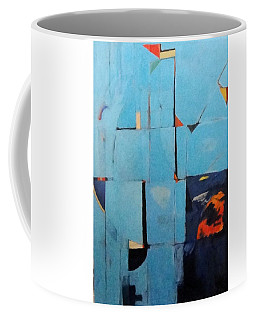 The Day Dispatches The Night Coffee Mug