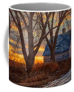 The Day's Last Kiss Coffee Mug
