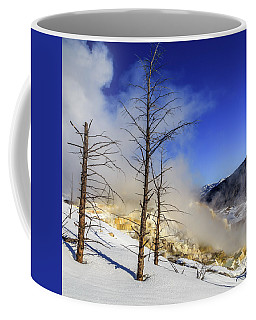 The Dead Trees Coffee Mug