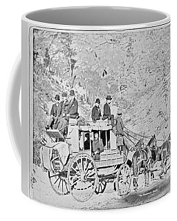 The Deadwood Coach Coffee Mug