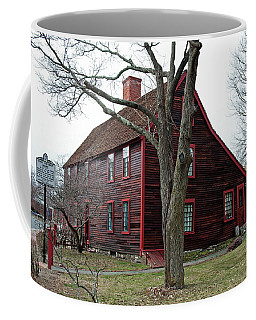 The Deane Winthrop House Coffee Mug