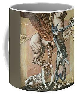 The Death Of Medusa I Coffee Mug