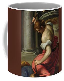 The Death Of Sisera Coffee Mug