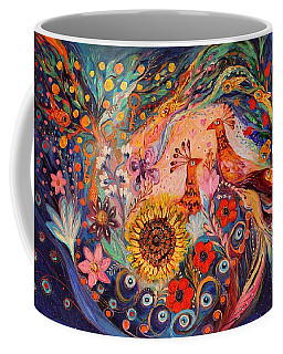 The Deep Blue Evening II Coffee Mug