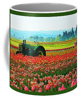The Deere Family Coffee Mug