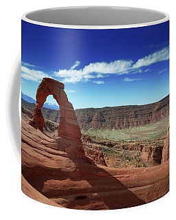 The Delicate Arch Coffee Mug
