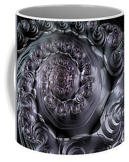 The Depth Of A Spiral Eye Coffee Mug