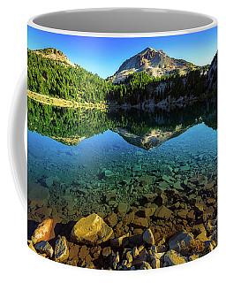 The Depths Of Lake Helen Coffee Mug