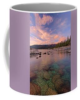 Coffee Mug featuring the photograph   The Depths Of Sundown by Sean Sarsfield