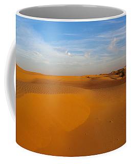 The Desert  Coffee Mug