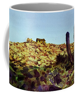 The Desert Place Coffee Mug