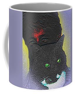 The Devils Mask Coffee Mug