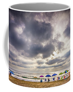 The Diehard Beach Lovers Coffee Mug