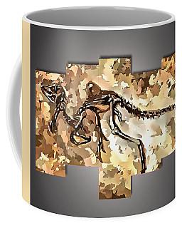 The Dino Find Coffee Mug