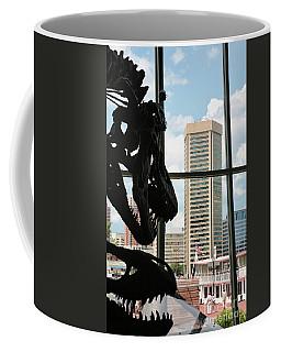 The Dinosaurs That Ate Baltimore Coffee Mug