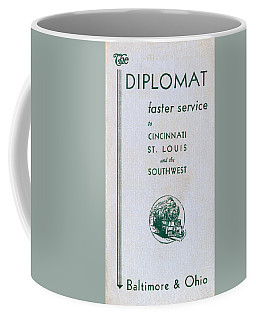 The Diplomat Coffee Mug