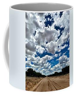 The Dirt Road Detour To Heaven Coffee Mug