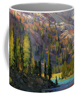 The Divide Coffee Mug