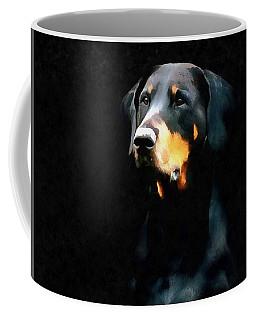 The Doberman Pinscher Coffee Mug