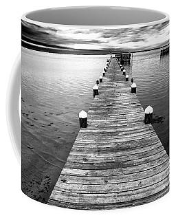 The Dock On Long Beach Island Coffee Mug